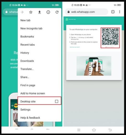 Cara Menggunakan WhatsApp Web di Komputer / Laptop dan HP Android terbaru 2020