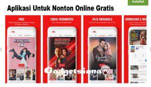 Aplikasi Untuk Nonton Online Gratis
