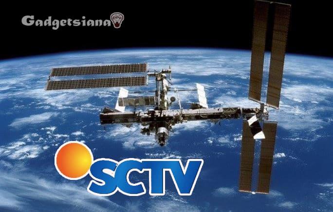 Frekuensi SCTV Terbaru Digital Satelit 2020