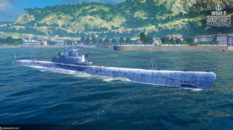 Tips Menggunakan Kapal Selam Dalam World Of Warships