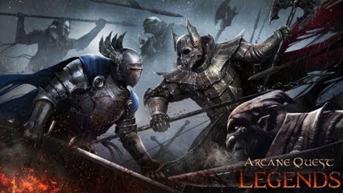 Arcane-Quest-Legends