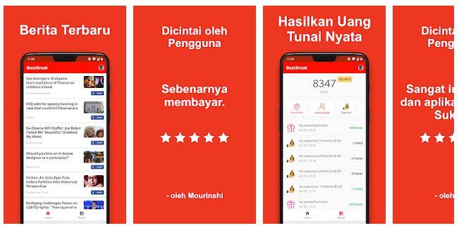 15 Aplikasi Penghasil Uang Terbaru Di Tahun 2021 Gadgetsiana Com