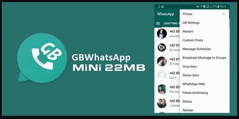 GB Whatsapp Mini